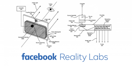 Facebook AR Display