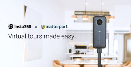 Insta360 Matterport