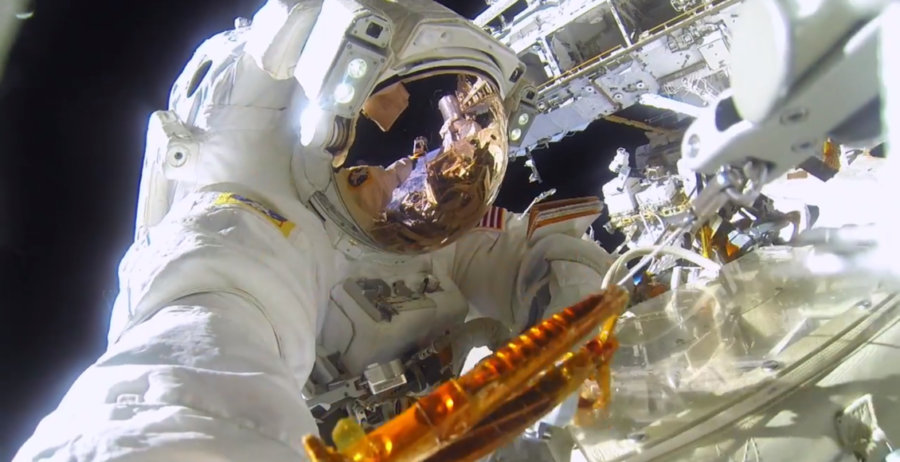 ISS VR Experience Spacewalk