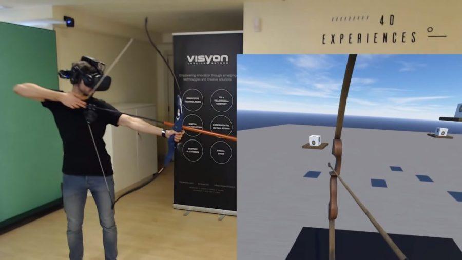 VR Archery