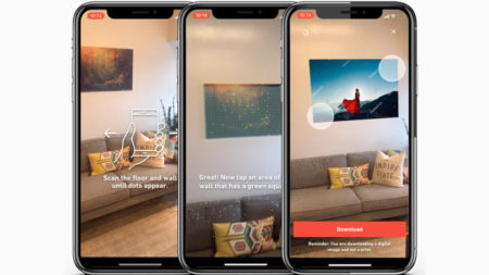 Shutterstock Augmented Reality