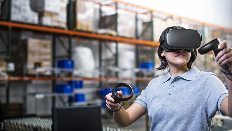 Oculus Quest for Business