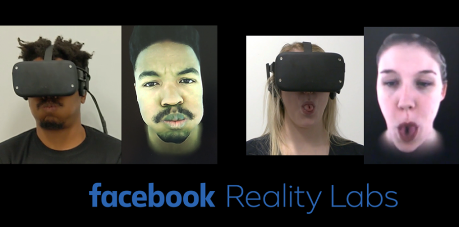 VR Face Tracking