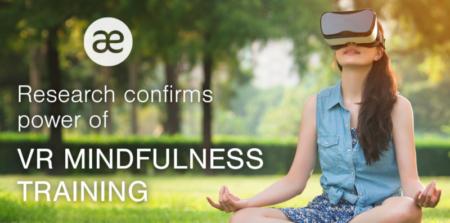 VR медитации